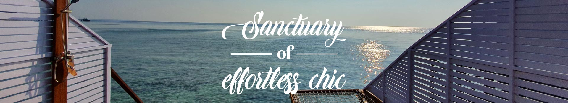Sanctuary of effortless chic